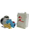 Sun Pumps SIJ Brushless DC Pump & PCC Controller